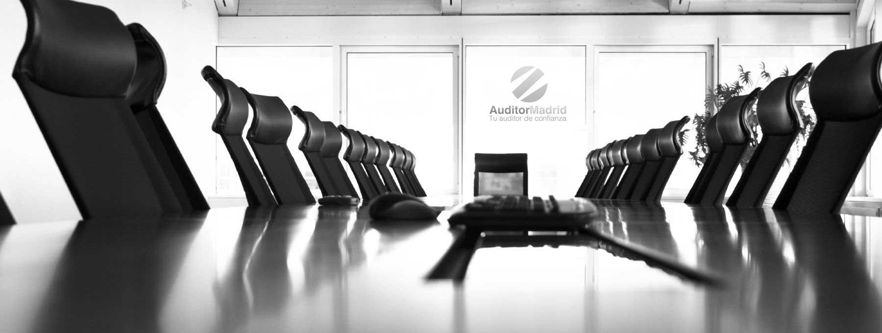 Auditor Madrid